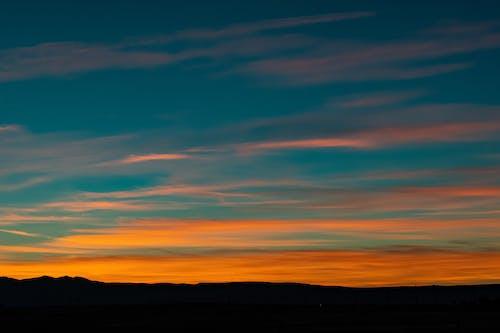 Základová fotografie zdarma na téma barvy, krajina, malebný, mraky