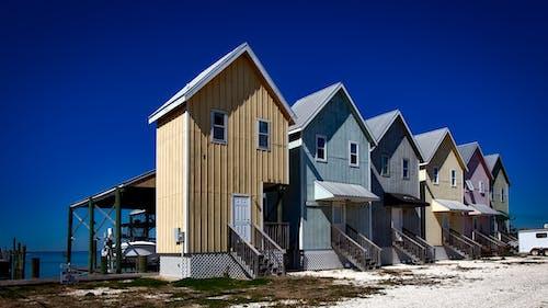 Základová fotografie zdarma na téma architektura, chata, člun, dřevo