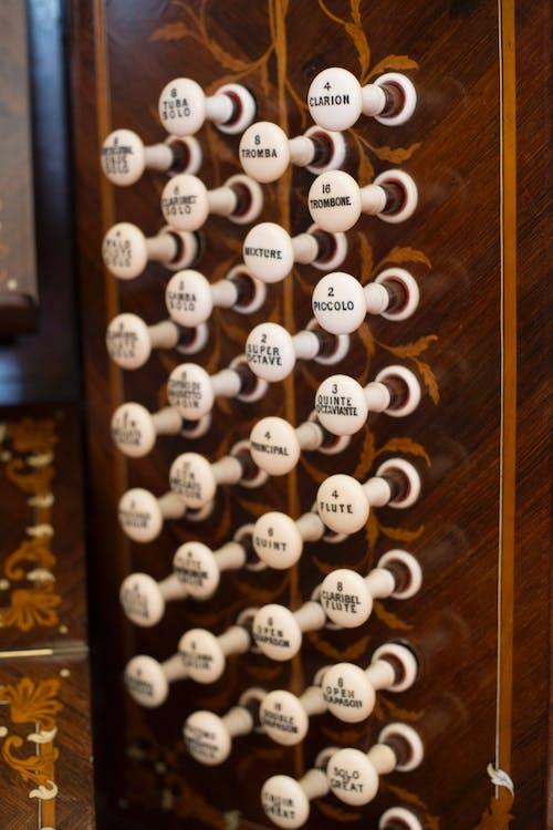 器官, 管風琴, 管风琴 的 免费素材图片