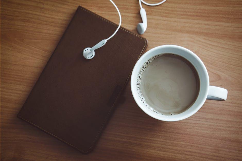 Breakfast brown caffeine close up