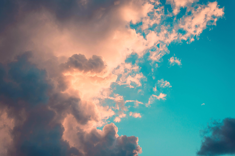 Low Angle Photo of Sky