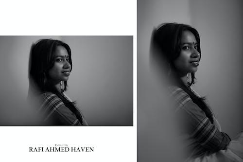 Foto profissional grátis de Adobe Photoshop, bnw, bonito, cheio de cor