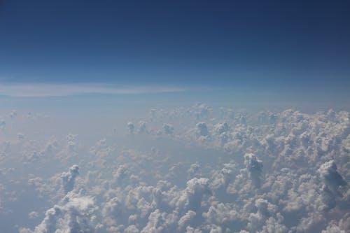 Imagine de stoc gratuită din alb, cer cu nori, culoare, înalt