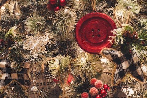 Gratis stockfoto met boom, decoratie, jaargetij, kerstdecoratie