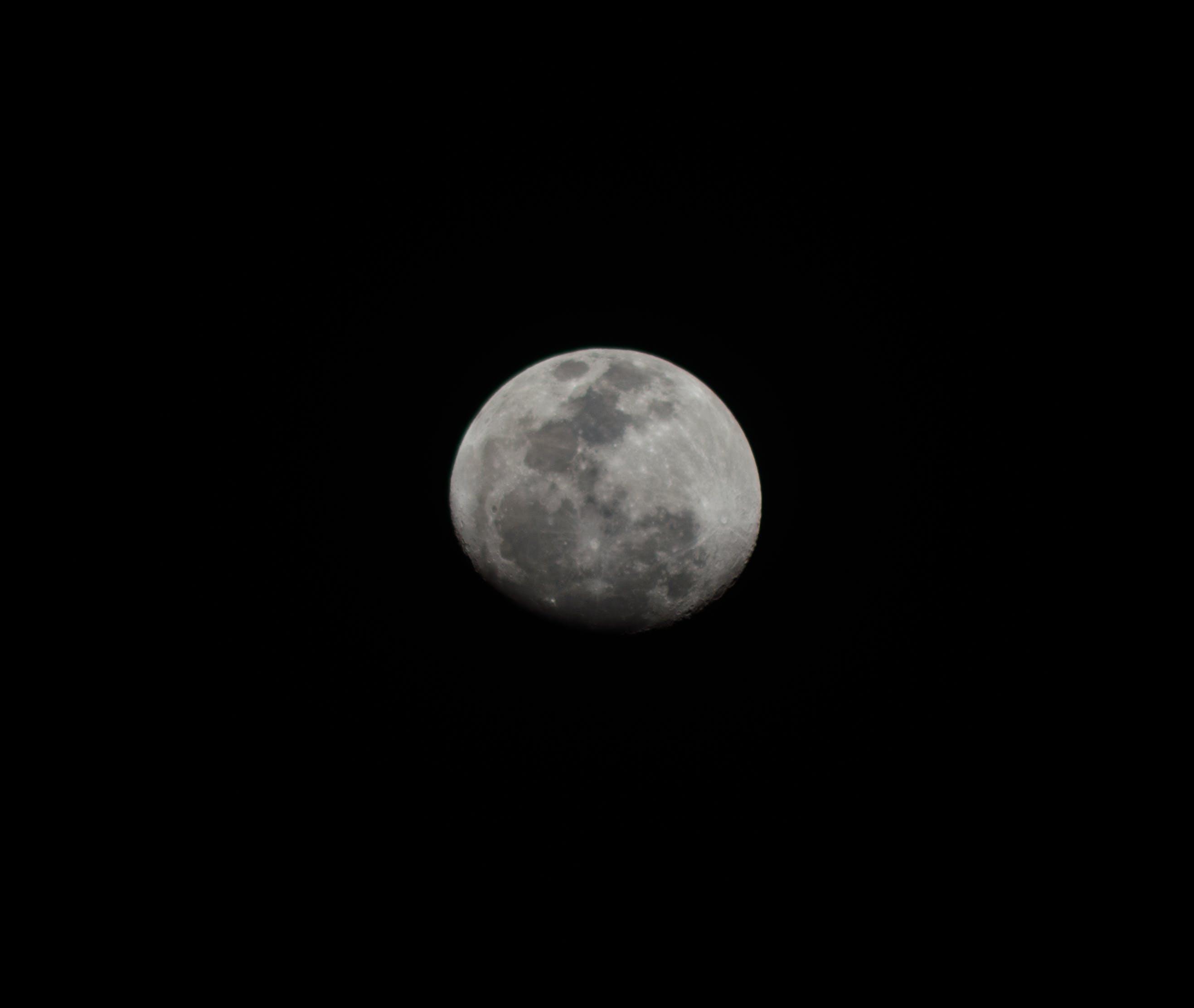 Free stock photo of moon, telescope, zoom lens