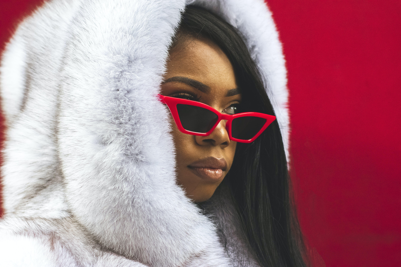 Kostenloses Stock Foto zu afroamerikaner-frau, farbige frau, fashion, frau