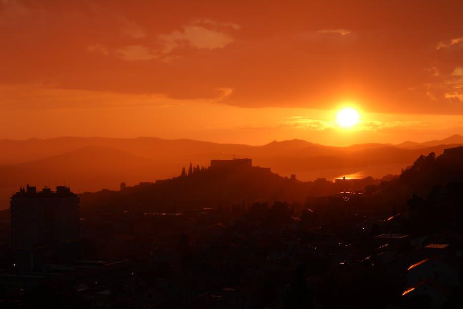 New free stock photo of city, dawn, sunset