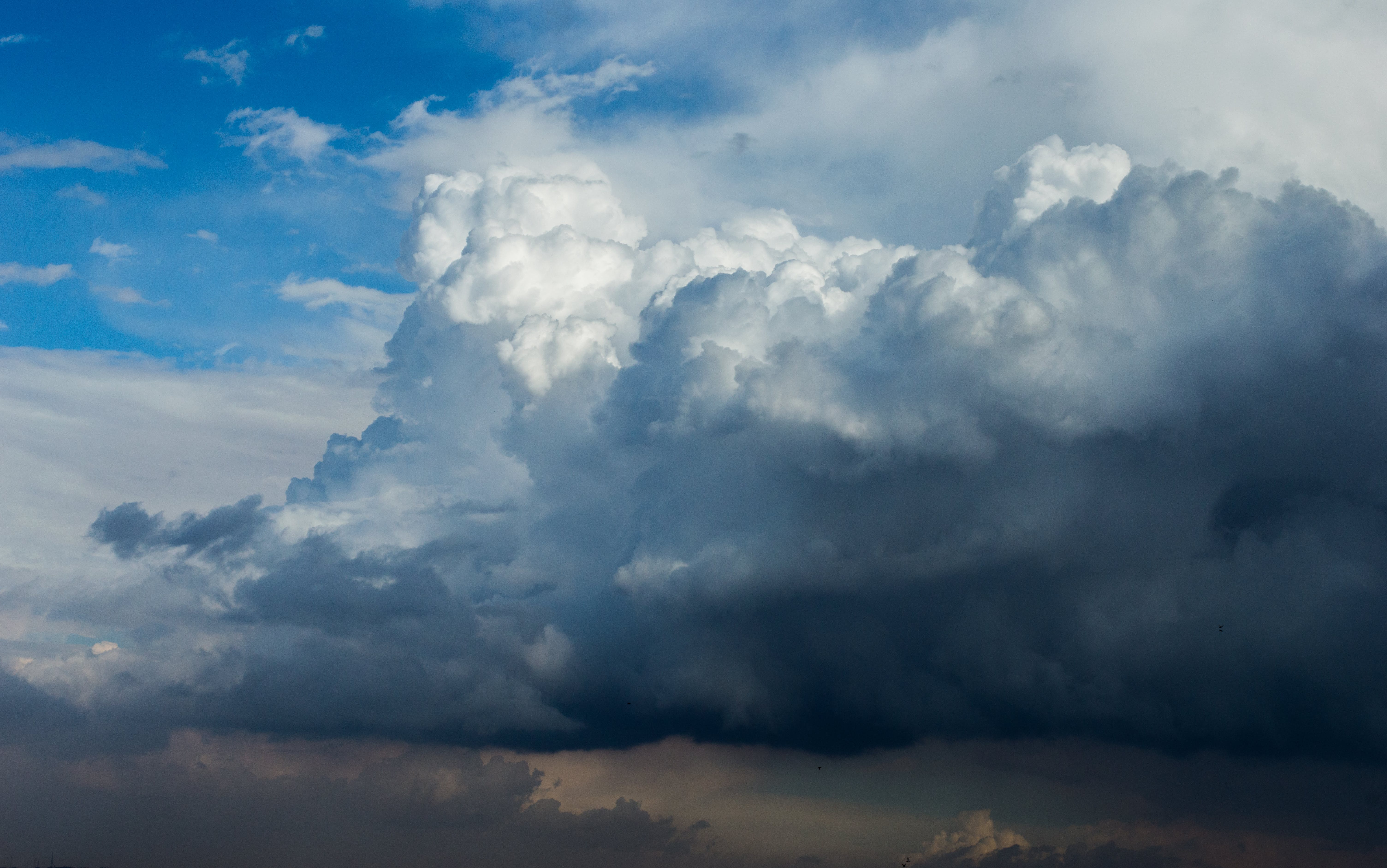 Gratis stockfoto met bewolkt, cloudscape, daglicht, hemel