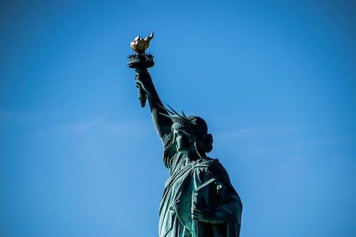 Kostenloses Stock Foto zu amerika, freiheitsstatue, new york, new york city