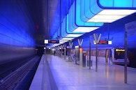 train, tunnel, public transportation