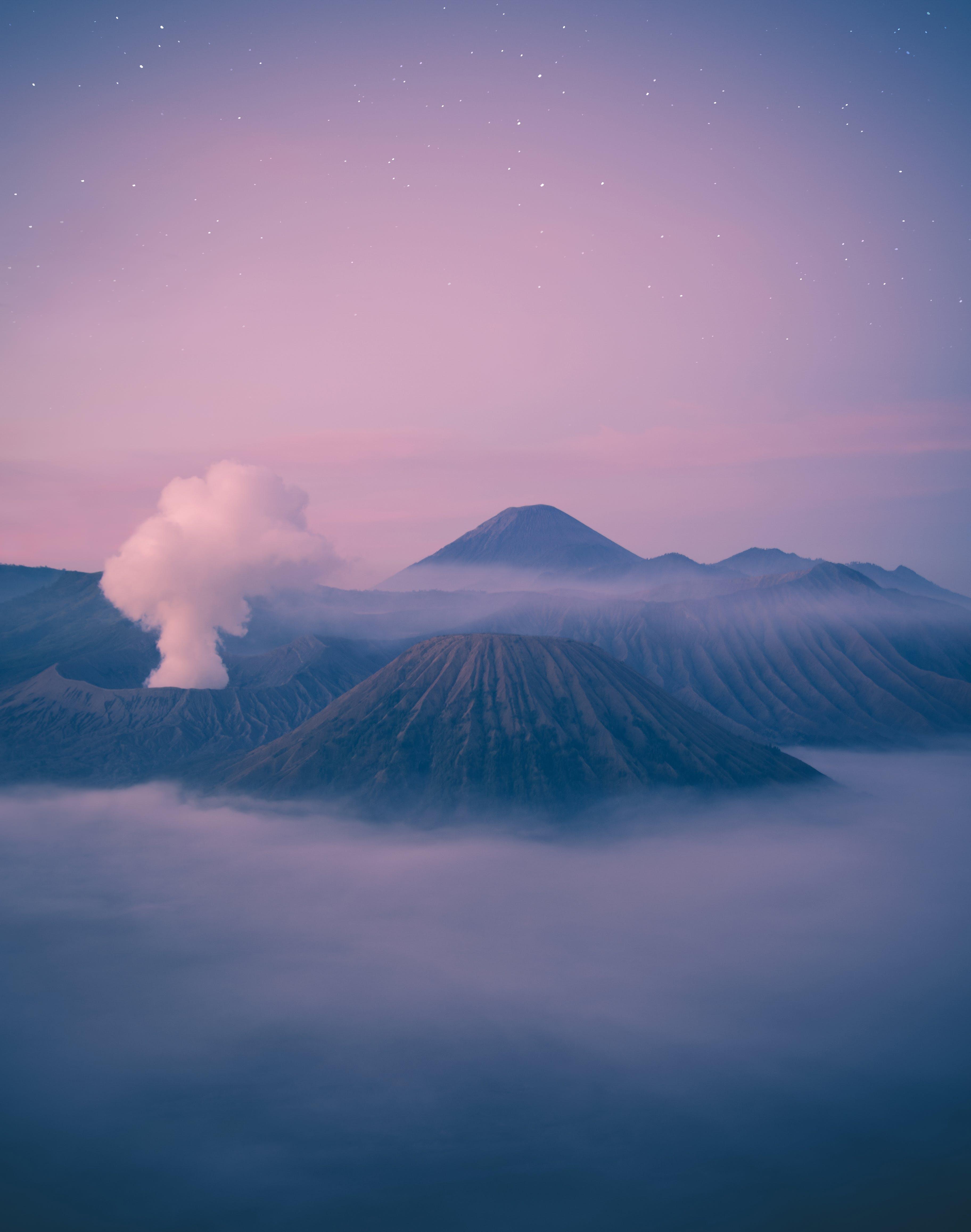 Gratis arkivbilde med daggry, eventyr, fjell, HD-bakgrunnsbilde
