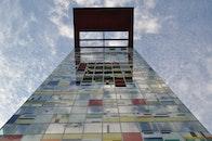 building, glass, architecture