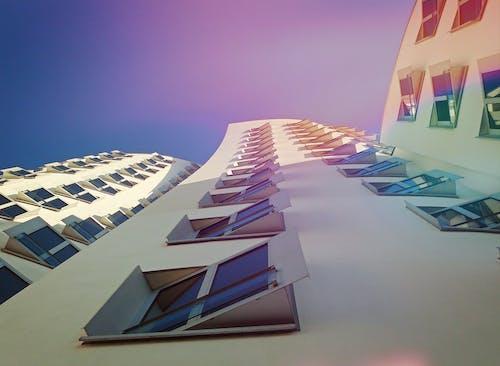 Imagine de stoc gratuită din arhitectură, clădire, creștere mare, ferestre
