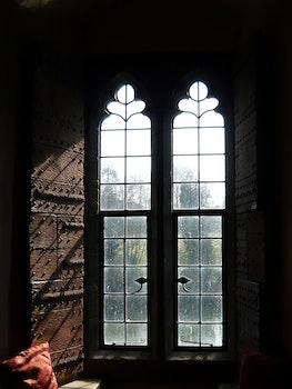 Free stock photo of architecture, window, castle, leeds
