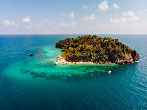 Foto profissional grátis de cênico, idílico, mar, oceano