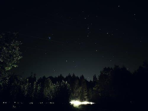 Gratis stockfoto met beroemdheden, blootstelling, nachtelijke hemel, nachtlandschap