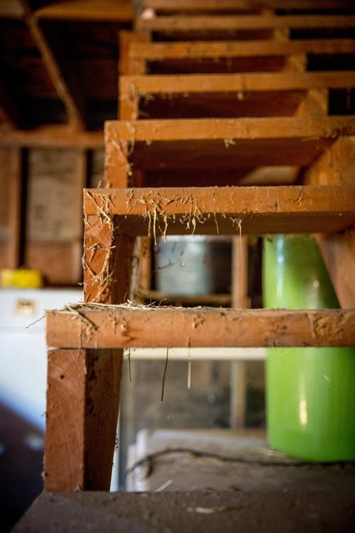 Kostenloses Stock Foto zu bauernhof, dachboden, farm, heu