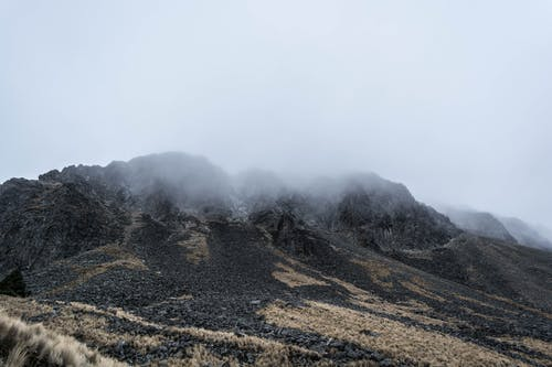 Foto stok gratis awan, bumi, gunung, gunung berapi