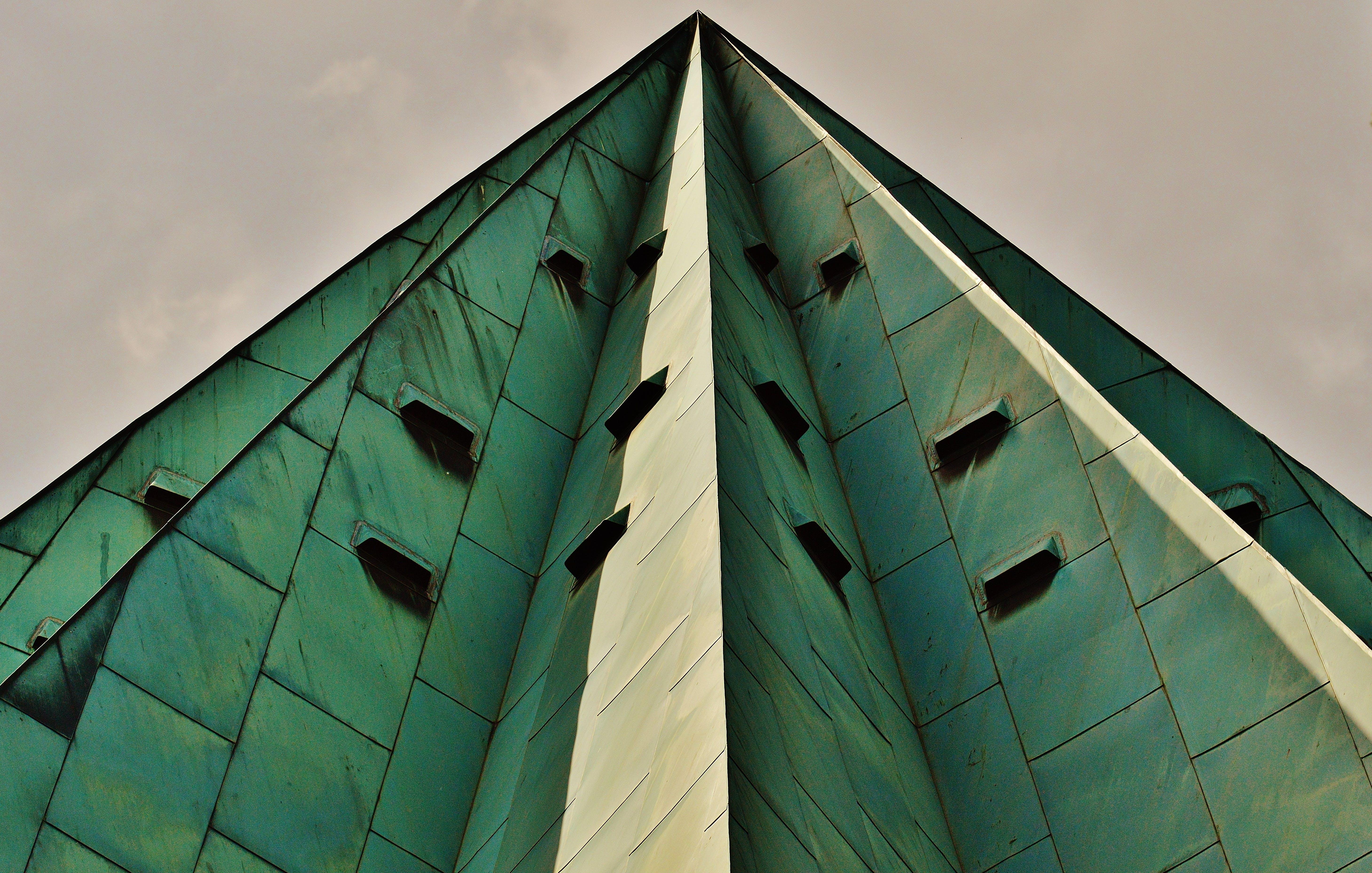 Kostenloses Stock Foto zu architektur, aufnahme von unten, gebäude, hochhaus