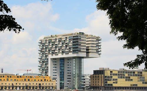 Foto profissional grátis de Alemanha, apartamento, arquitetura, arquitetura contemporânea