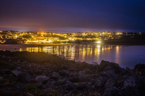 Ingyenes stockfotó Anglia, Cornwall, éjszaka, este témában