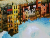sea, city, art