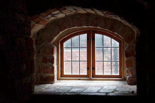Photos gratuites de antiquité, architecture, brique, fenêtres