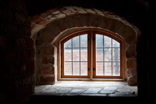 Brown Wooden Flooring Hallway 183 Free Stock Photo