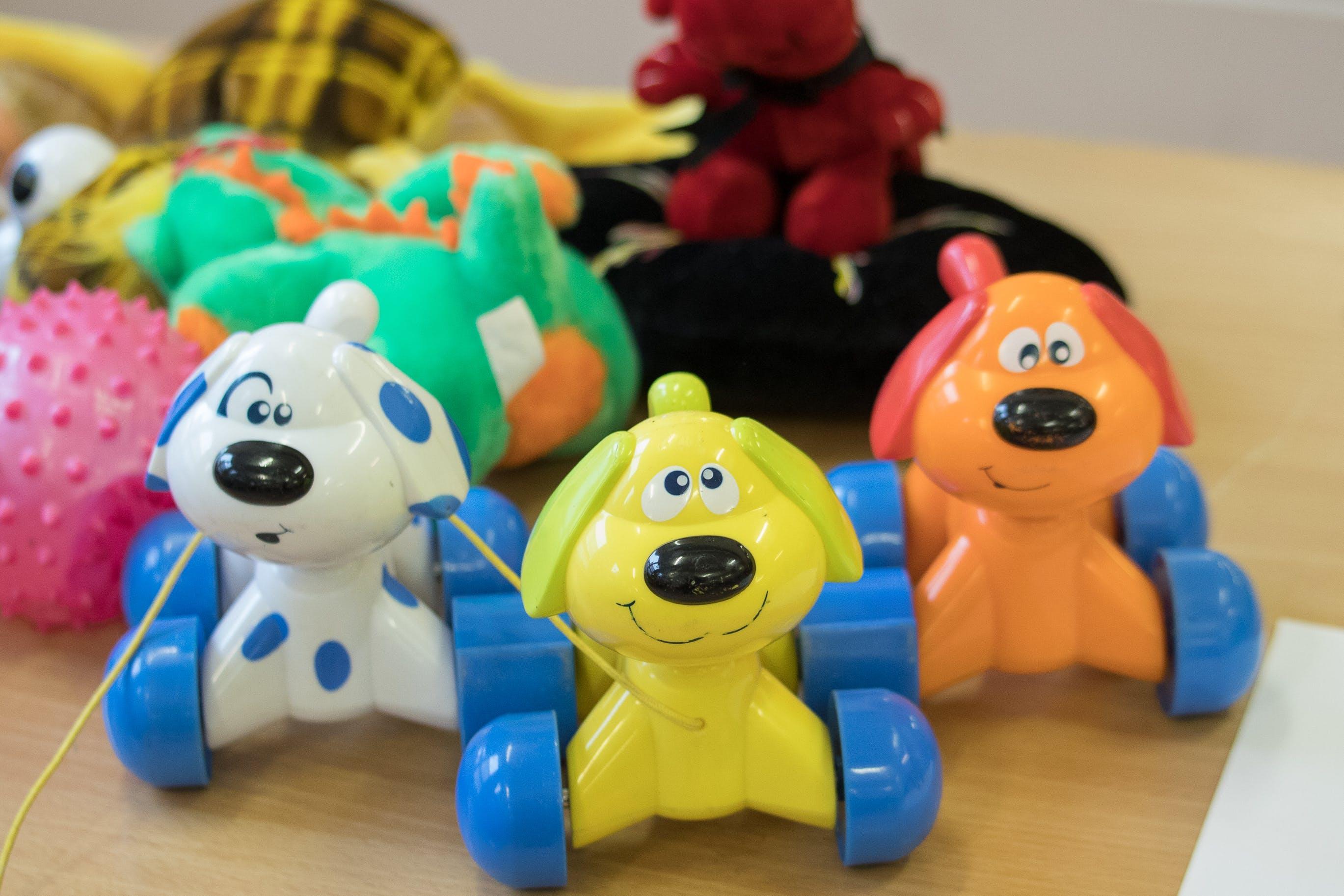 Бесплатное стоковое фото с детские игрушки