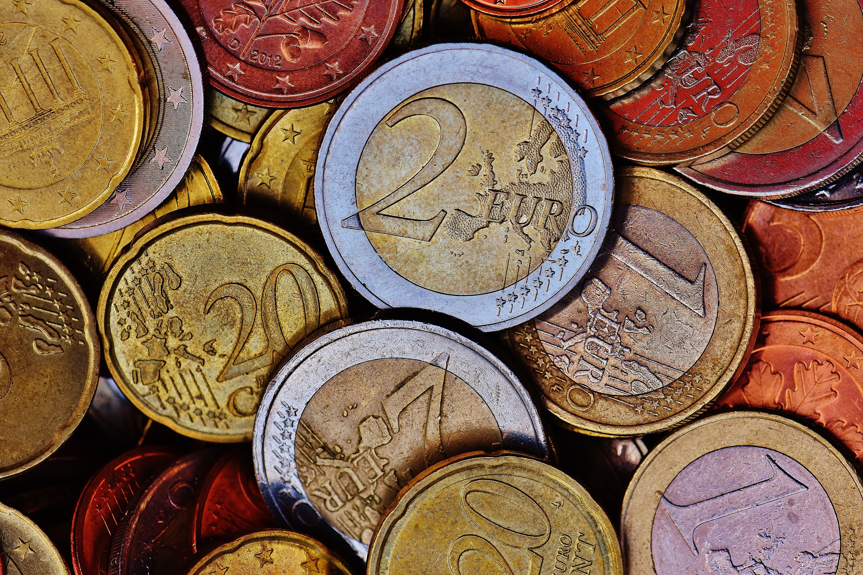 Kostenloses Stock Foto zu ersparnisse, euro, finanzen, geld