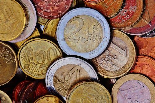 Darmowe zdjęcie z galerii z bogactwo, euro, finanse, gotówka