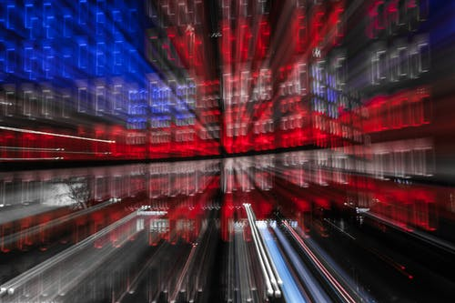 Бесплатное стоковое фото с 4 июля, Америка, длинная экспозиция, масштабирование