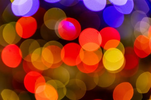 Photo of Colorful Bokeh