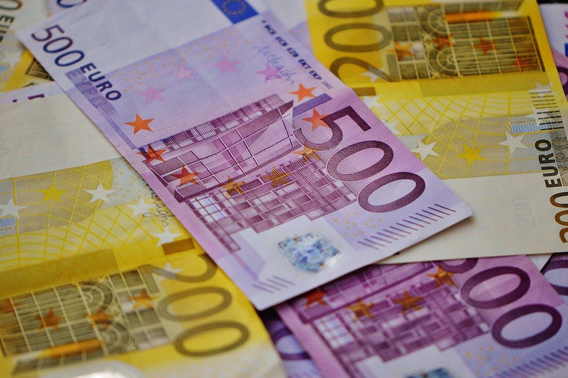 bankovka, bohatství, číslo