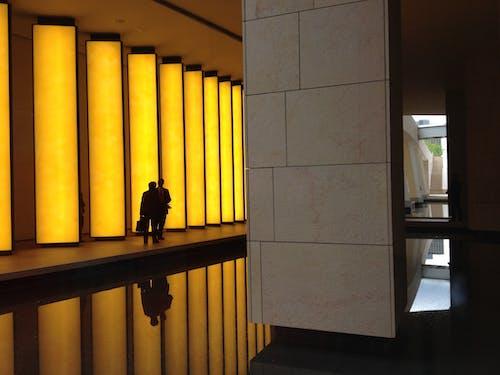 açık, beton, bina, Desen içeren Ücretsiz stok fotoğraf