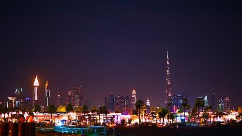 Ilmainen kuvapankkikuva tunnisteilla burj khalifa, Dubai, dubai marina, la mer