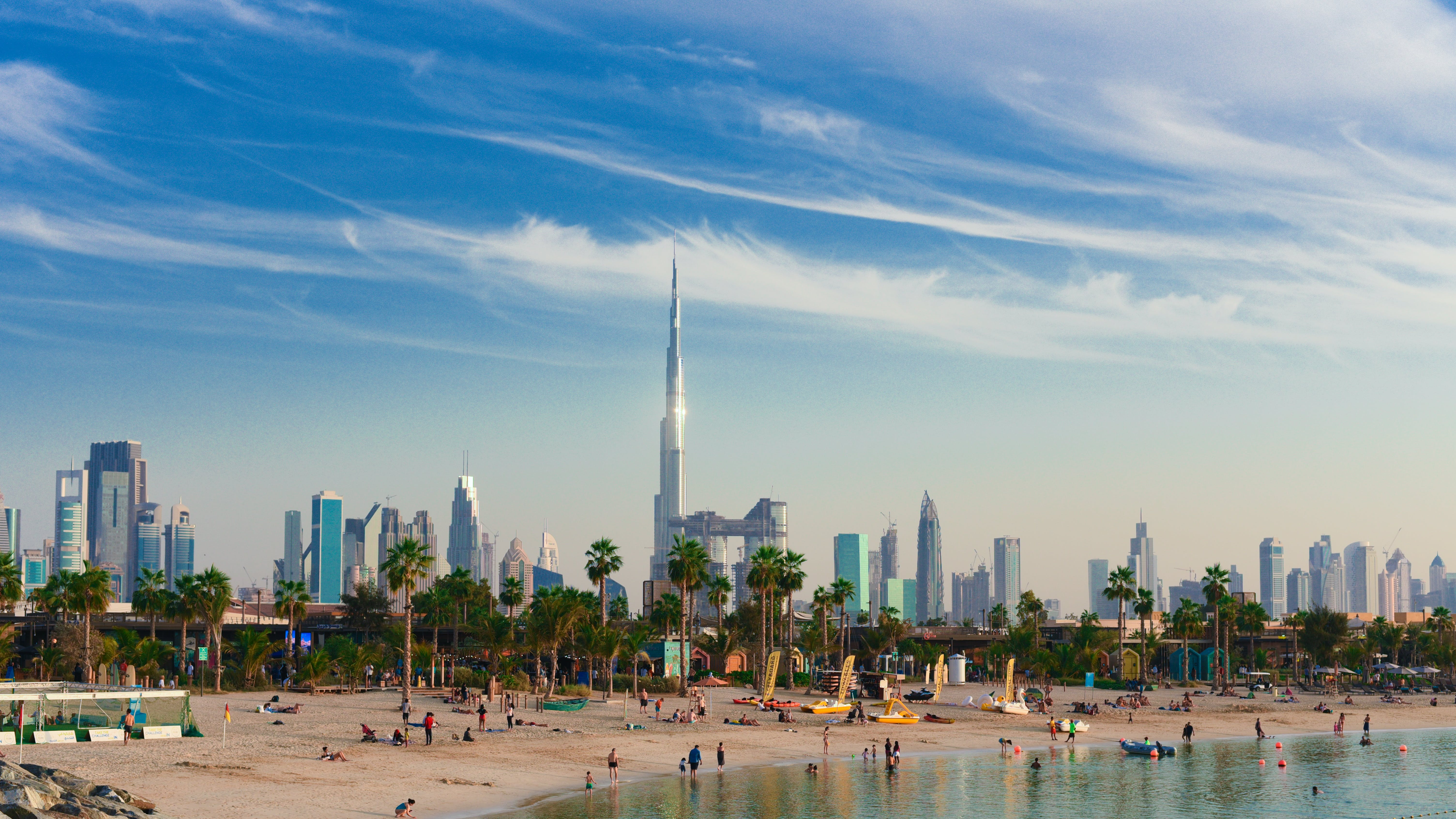 Free stock photo of Adobe Photoshop, burj khalifa, dubai, la mer