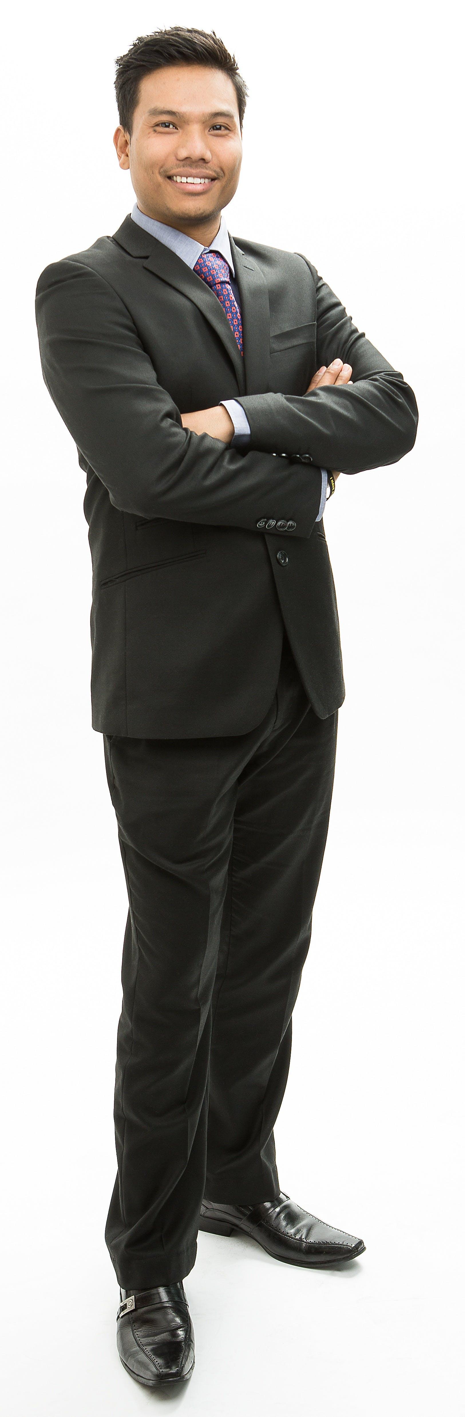 Free stock photo of businessman, suit, model, tie