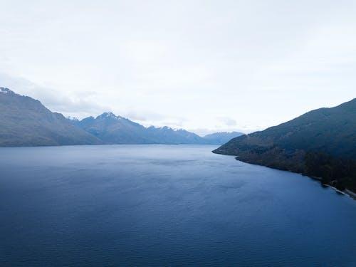 Kostnadsfri bild av berg, dagsljus, dimma, drönarbilder