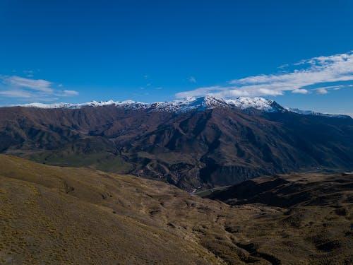 Бесплатное стоковое фото с wakatipu, Аэрофотосъемка, гора, дневной свет
