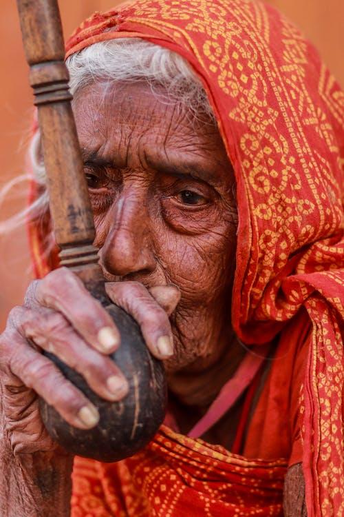 Imagine de stoc gratuită din femeie, îmbracă, în vârstă, om
