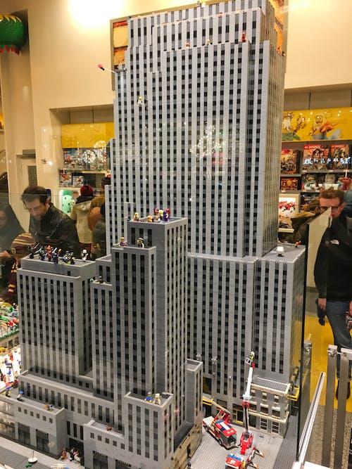 Kostenloses Stock Foto zu fifth avenue, lego, nyc