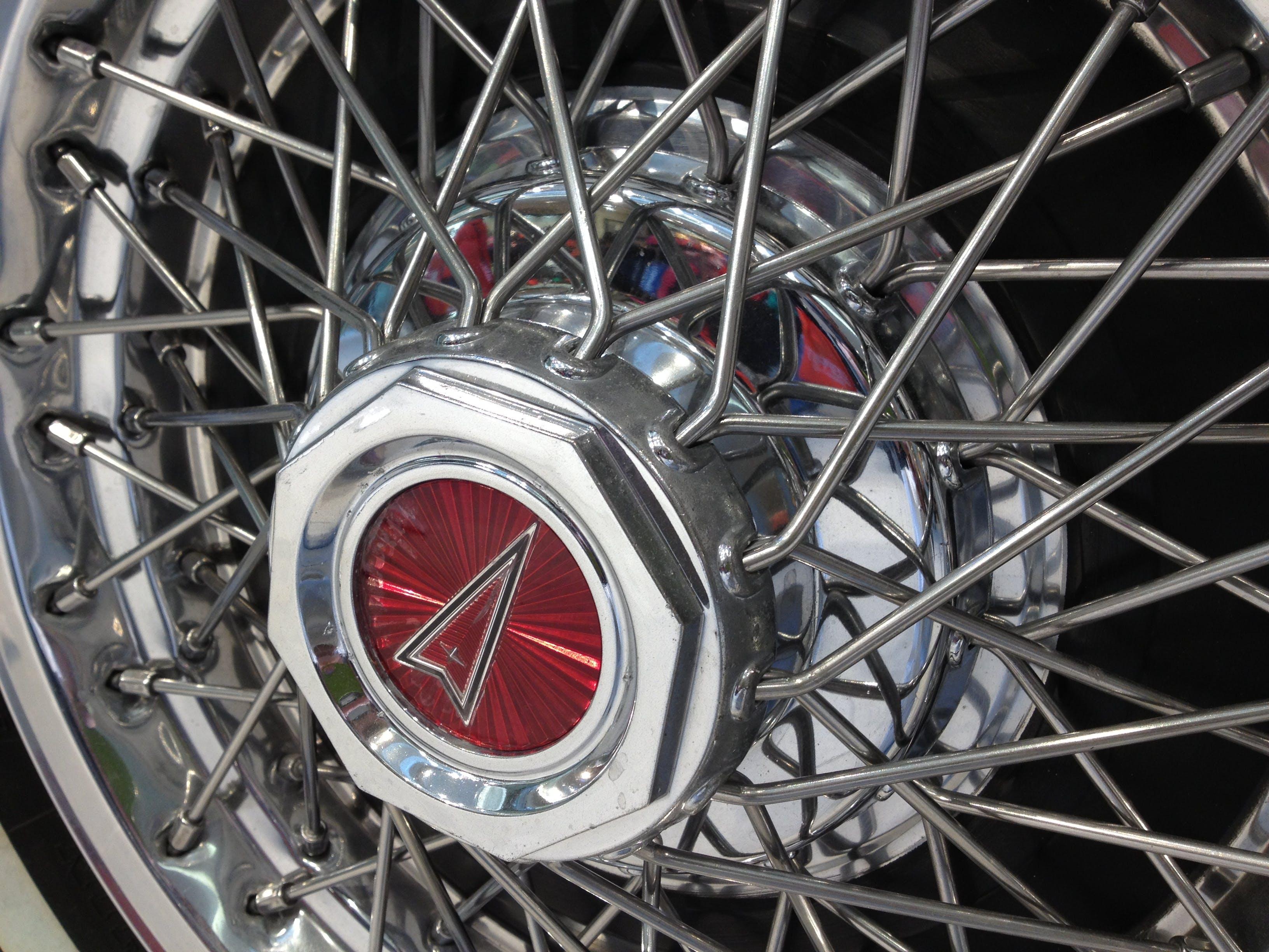 Free stock photo of spokes, wheel