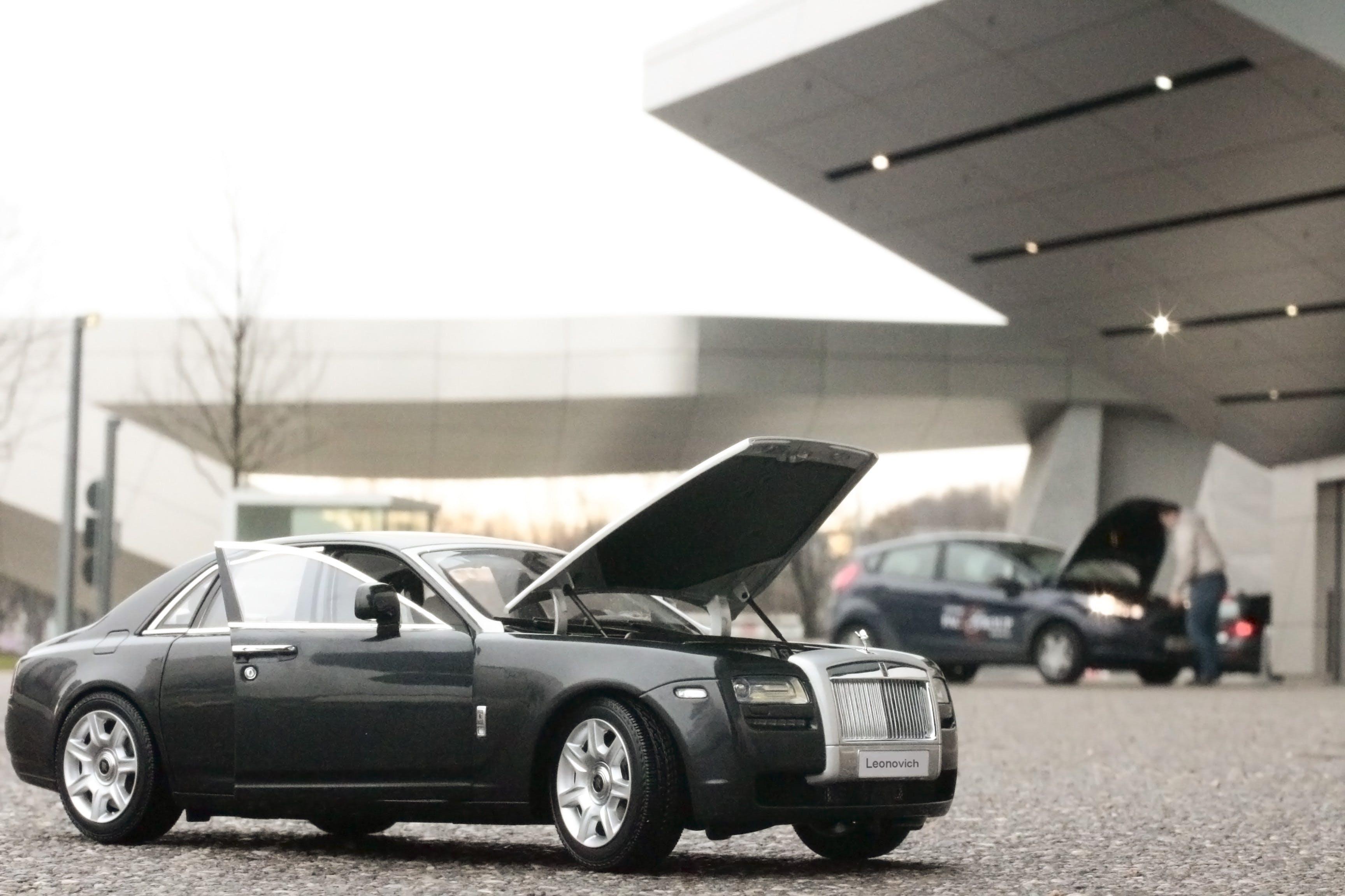 Free stock photo of car, technology, luxury, rolls