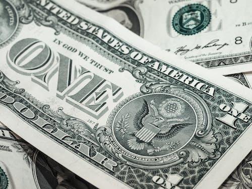 Gratis stockfoto met aantekening, amerikaanse dollar, begroting, belegging