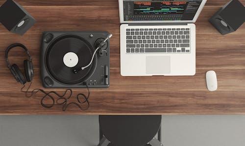 Ảnh lưu trữ miễn phí về Âm nhạc, âm thanh, bàn, bắn góc cao