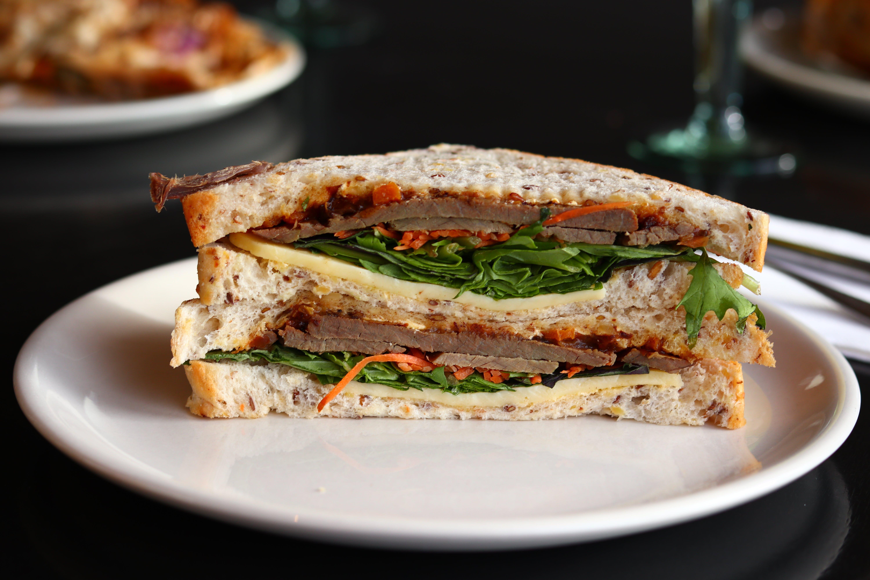 おいしい, ぼかし, エピキュア, サンドイッチの無料の写真素材