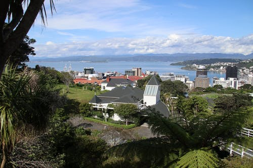 天空, 紐西蘭 的 免費圖庫相片