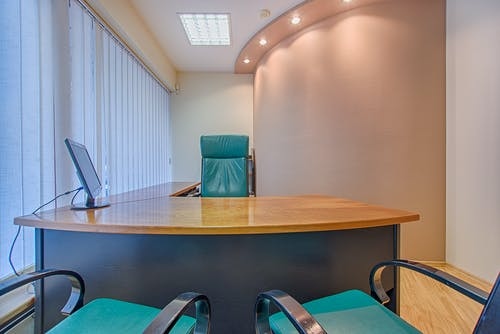オフィススペースの無料の写真素材