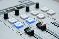 music, controls, sound mixer